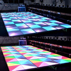 New design indoor and outdoor Dance Floor LED Screen ,hot sales disco bar floor LED video wall/LED dispaly