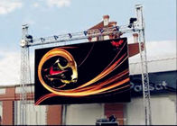 Radiant hd advertising led video wall rental P3.91 Super Clear Vision