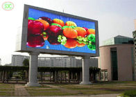 Steel And Aluminum Led Advertising Board P10 Outdoor Led Display smd3535 large outdoor led display screens