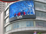 SMD P5.95 Outdoor Full Color LED Display 1R1G1B Advertising LED Billboard