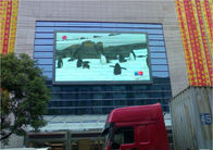 Commercial Advertising Outdoor Full Color LED Display , High Brightness Concert LED Screen IP65