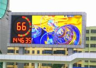 Internet Control Mode Outdoor Full Color Led Display Dip 3g Usb And Wifi System