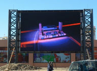 P12 IP65 outdoor LED Video Wall for supermarket advertising , DIP LED Display