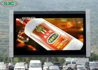 HD TV Outdoor Full Color Led Display Board , P6 Advertising Led Display Screen