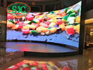 Rgb Indoor Full Color Led Screen Stage Backdrop HD Rental P4 1/8 Scanning