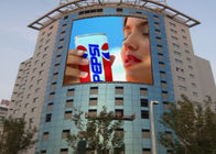 P5 Outdoor Led Digital Billboards Full Color Brightness 5500 Nits High Refresh Rate