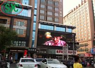 P6 Outdoor Led Advertising Screens Digital Signage Giant Baseball Stadium Display