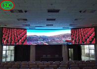 Giant Video RGB LED Display P2 P2.5 P3 P3.91 Indoor Advertising Curved Cabinet