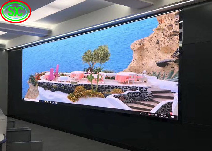 Fixed Installation Indoor LED Video Wall P2.5 P3 P4 P5 P6 Wide Viewing Angle